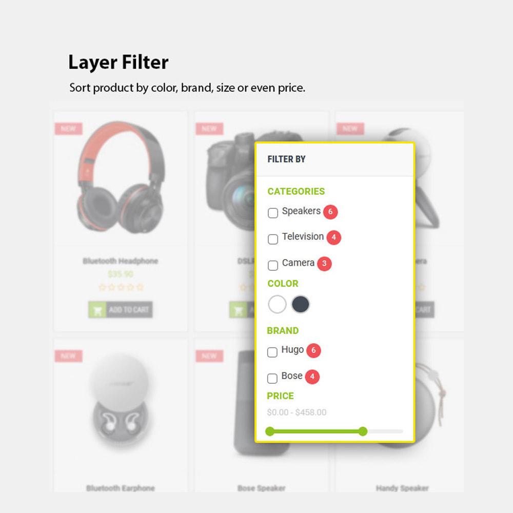 theme - Elettronica & High Tech - Gadgets 2020 - Best online multi store - 14