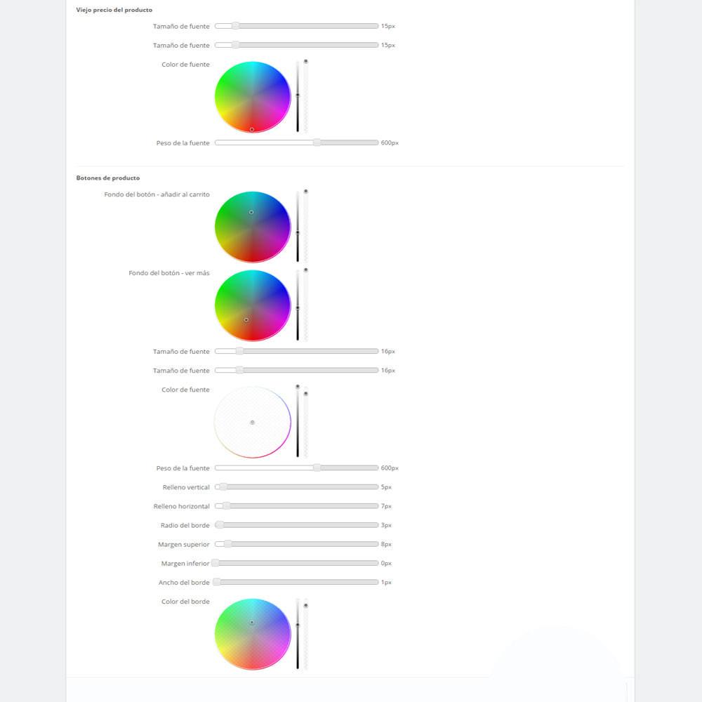 module - Productos en la página de inicio - Productos en las páginas CMS - 8