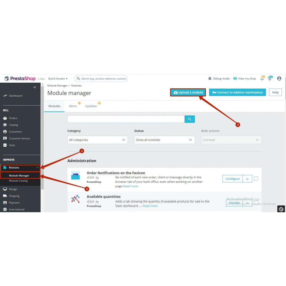 module - Boutons de Partage & Commentaires - Open Graph protocol (Twitter Card, Pinterest) - 2