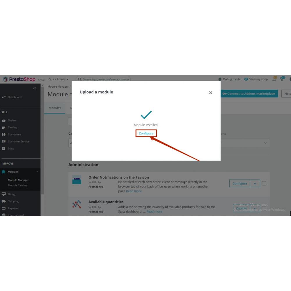 module - Boutons de Partage & Commentaires - Open Graph protocol (Twitter Card, Pinterest) - 5