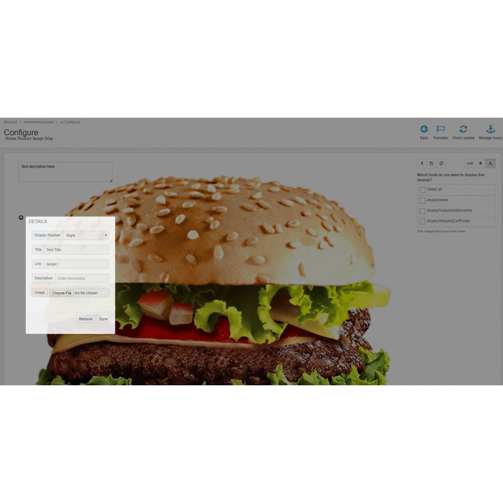module - Personalização de página - Home Product Image Map - 4