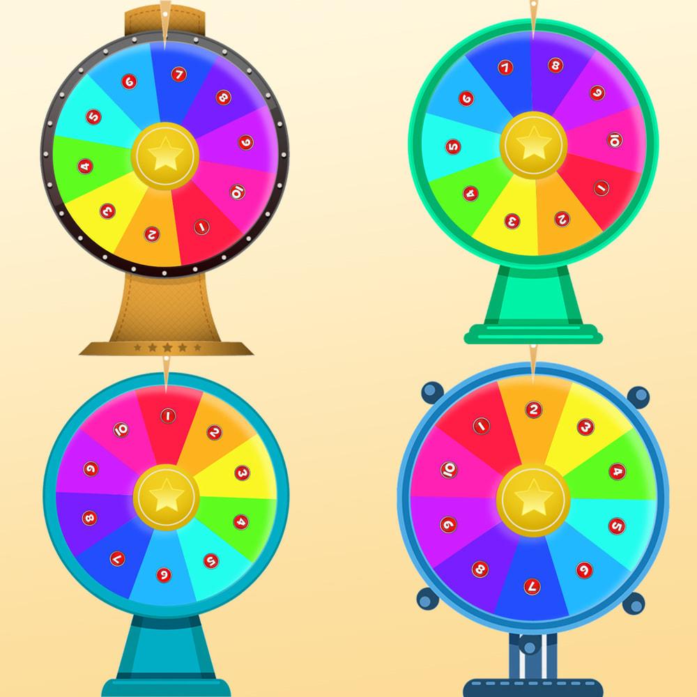 module - Concurso - Wheel la Fortuna, descuentos y regalos a los clientes - 8