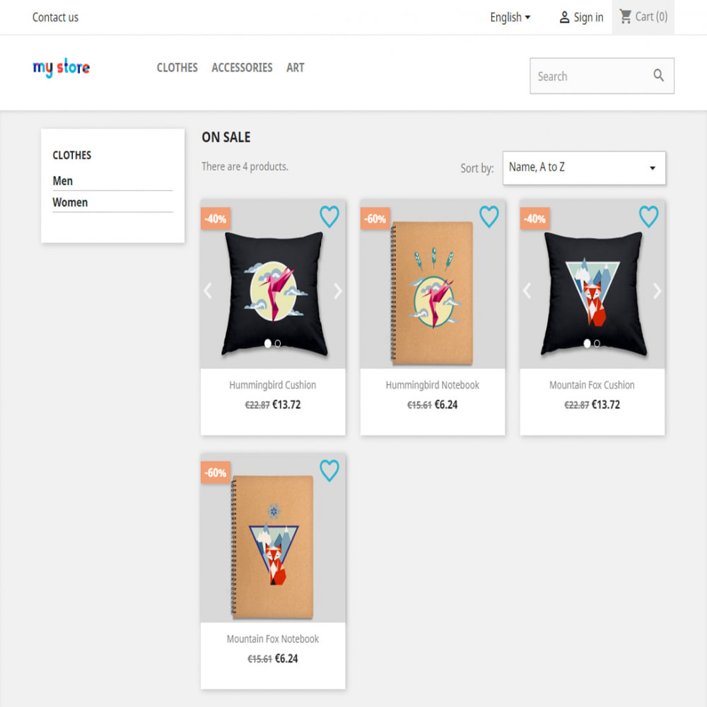module - Sliders y Galerías de imágenes - Carrusel de imágenes del producto en listados - 4