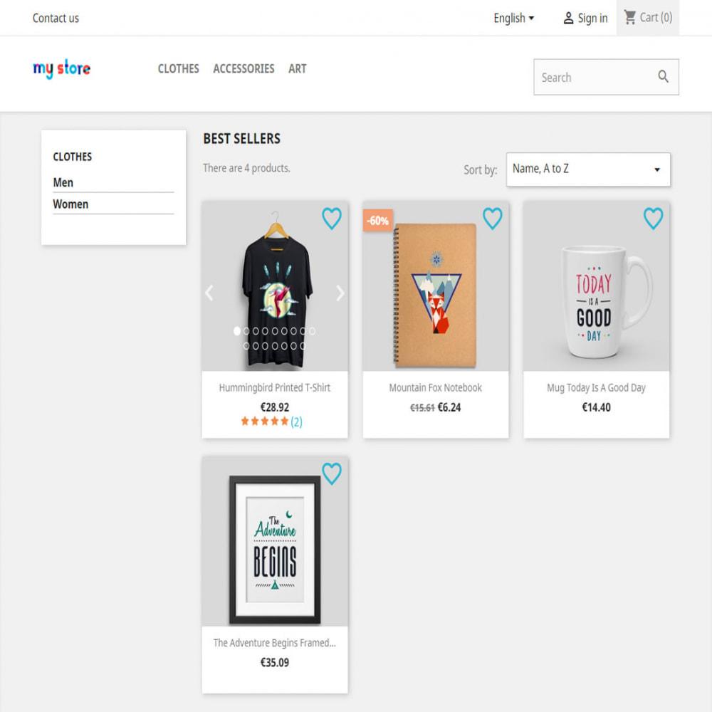 module - Sliders y Galerías de imágenes - Carrusel de imágenes del producto en listados - 5