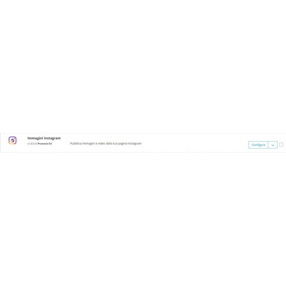 module - Silder & Gallerien - Instagram Feed New API - 5