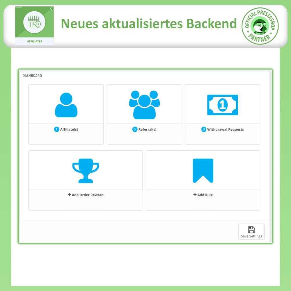 module - SEA SEM (Bezahlte Werbung) & Affiliate Plattformen - Affiliate & Empfehlungsprogramm - 11