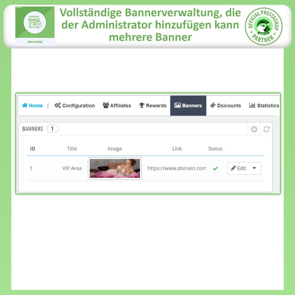 module - SEA SEM (Bezahlte Werbung) & Affiliate Plattformen - Affiliate & Empfehlungsprogramm - 21