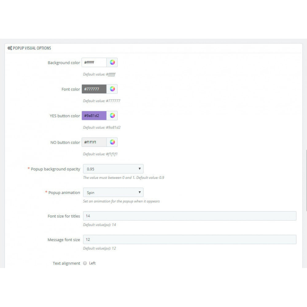 module - Seguridad y Accesos - Age verification - Smart age check for adult content - 5