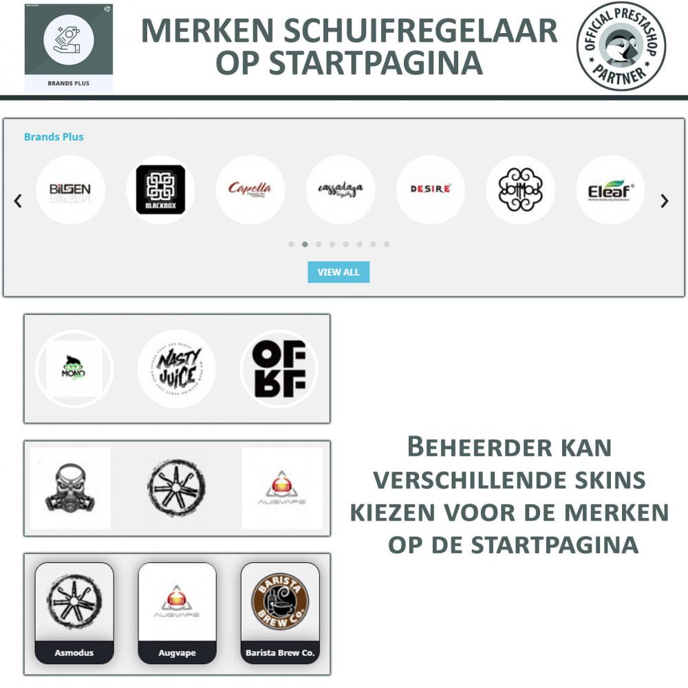 module - Merken & Fabrikanten - Brands Plus - Responsive Brands & Manufacturer Carousel - 3