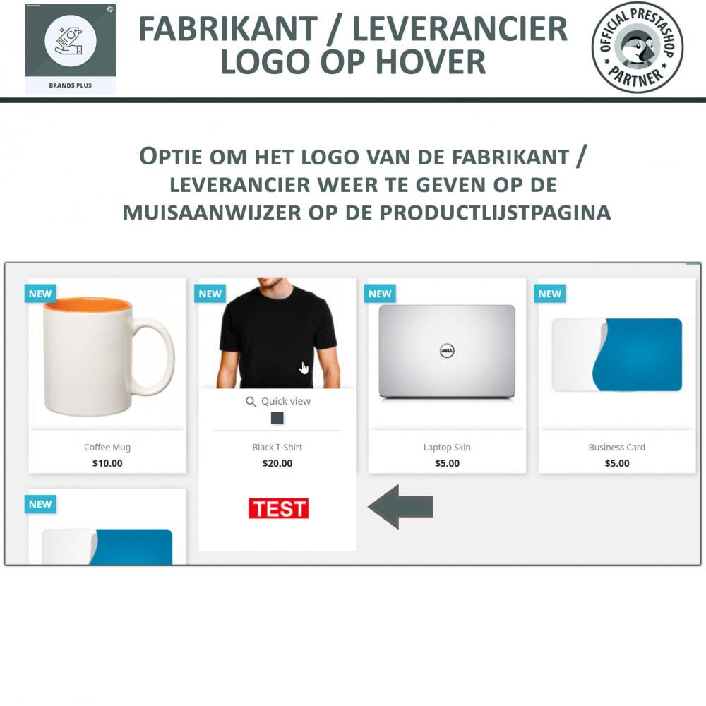 module - Merken & Fabrikanten - Brands Plus - Responsive Brands & Manufacturer Carousel - 4