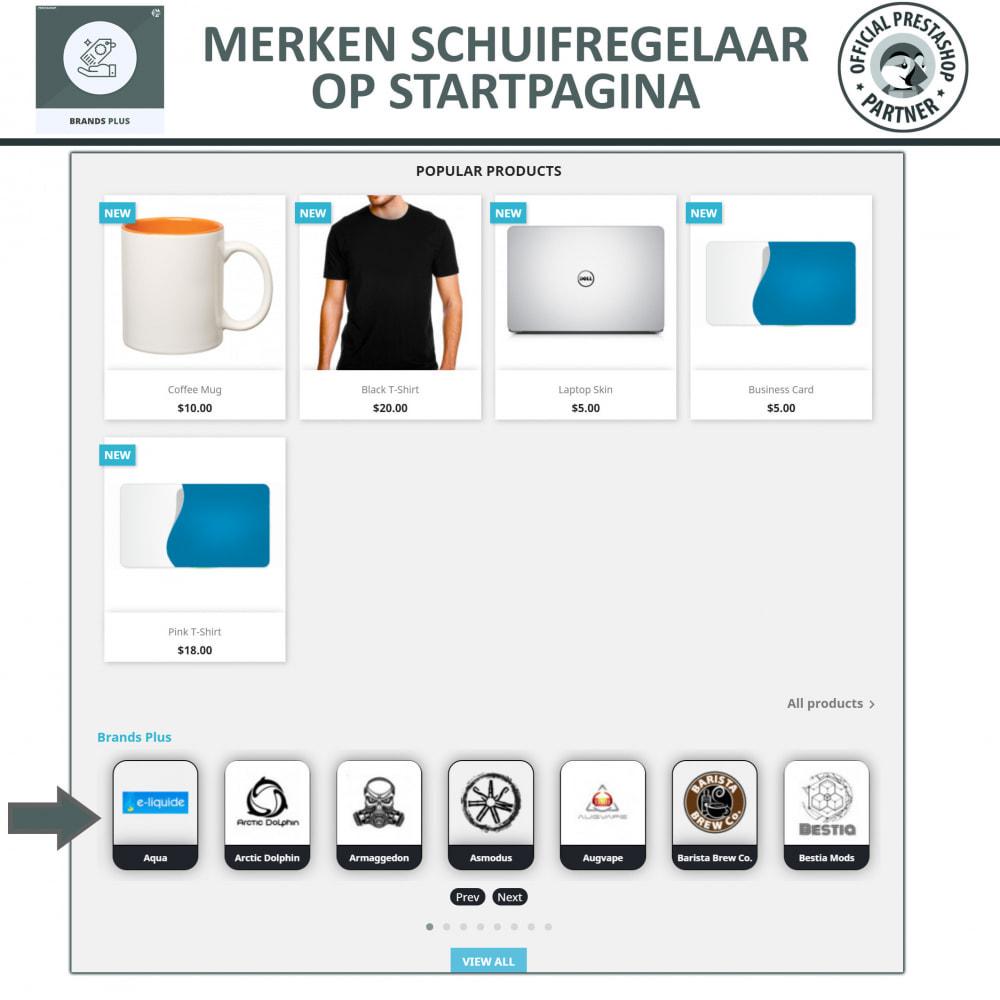 module - Merken & Fabrikanten - Brands Plus - Responsive Brands & Manufacturer Carousel - 2