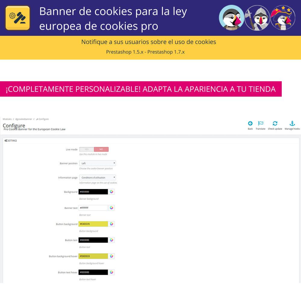module - Marco Legal (Ley Europea) - Pro Cookie Banner Para La Ley Europea de Cookies - 6
