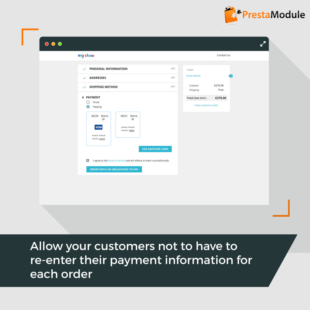 module - Abonnementen - Advanced Subscription with automatic recurring payments - 4