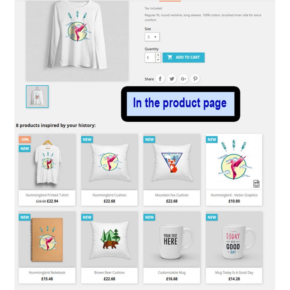 module - Поиск и фильтры - TopFinder - Products inspired by history - 1