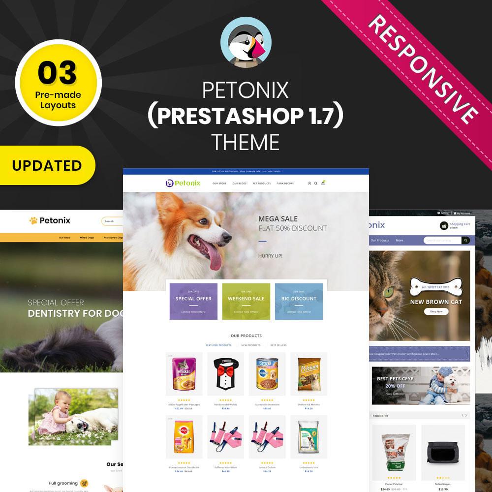 theme - Animali - Petonix negozio di animali - 1