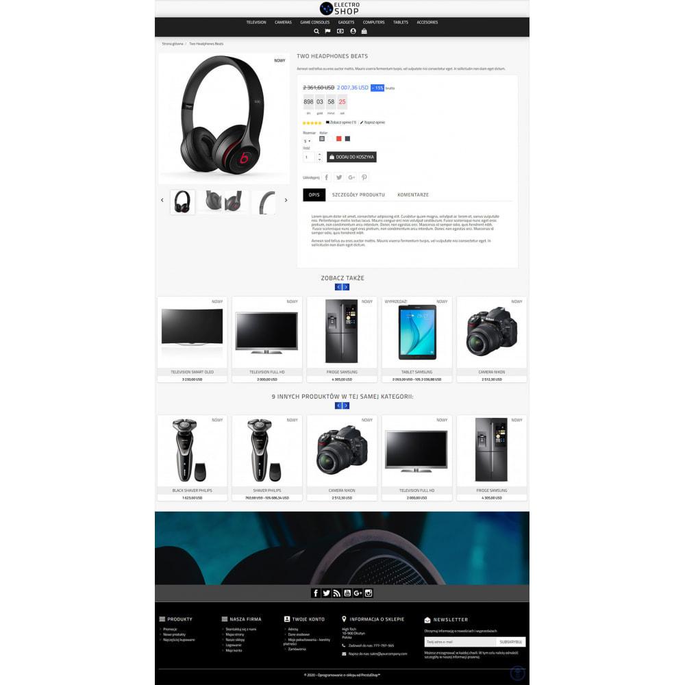 theme - Elektronika & High Tech - Electronic Shop - 4