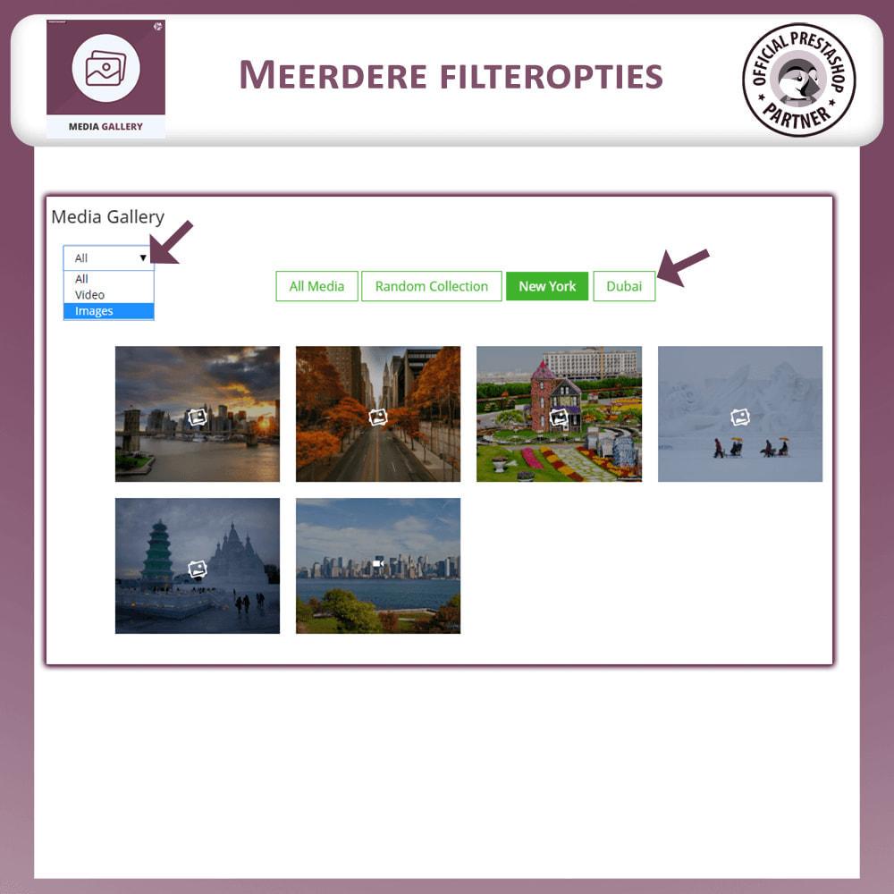 module - Virtuele producten - Media Galerij - Video Galerij - 3