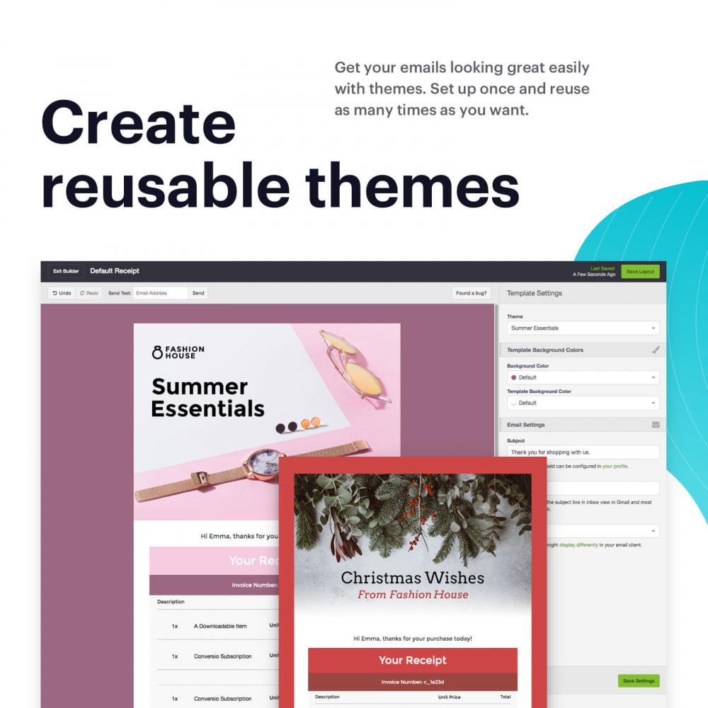 module - Remarketing & Achtergelaten winkelmanden - Email Marketing with CM Commerce - 4