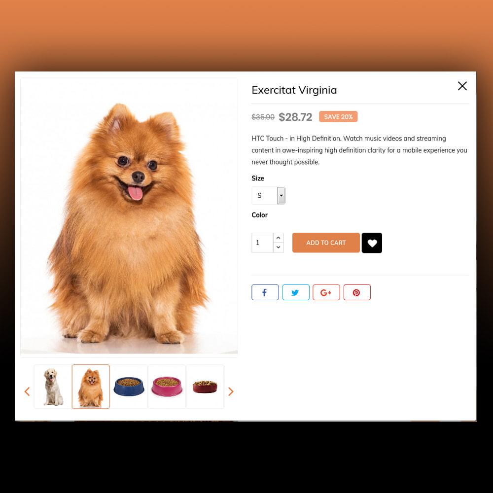 theme - Animais - Drool - Pet Store - 10