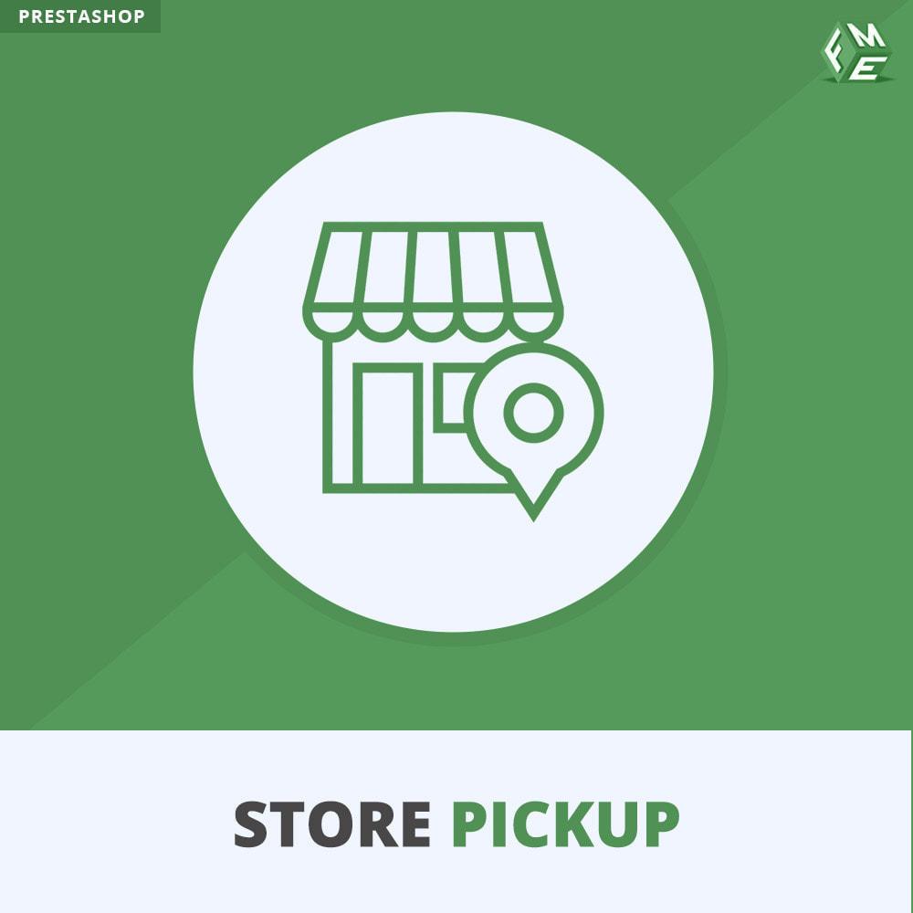 module - Point Relais & Retrait en Magasin - Store Pickup - 1