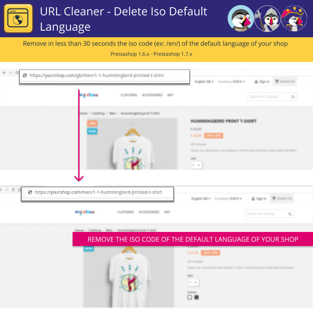 module - URL & Redirects - URL Cleaner - Delete Iso Default Language - 2