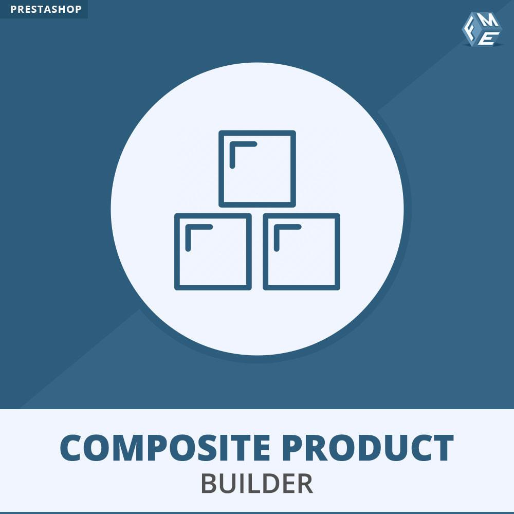 module - Cross-selling & Product Bundle - Costruttore Di Prodotti Compositi - 1