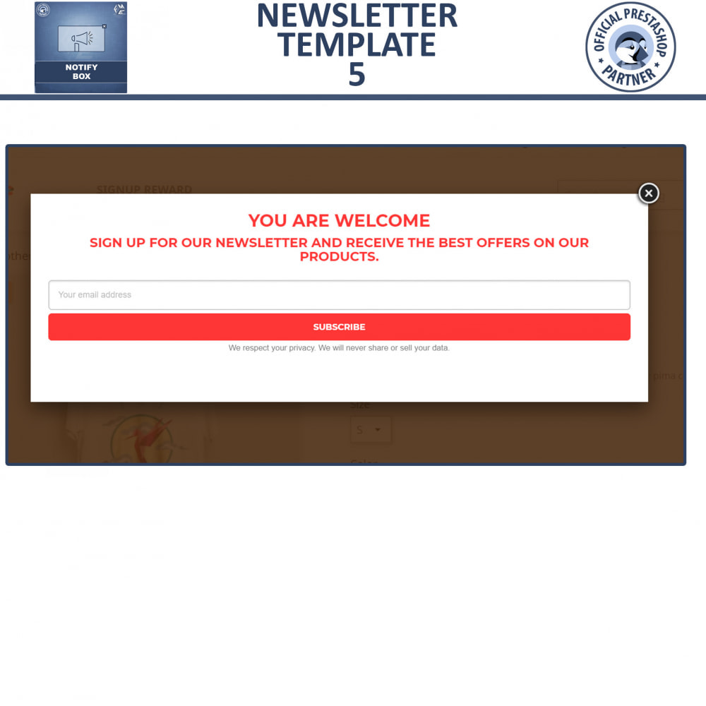 module - Pop-up - Pop up Promo and Notification | Show Attractive Pop Ups - 6