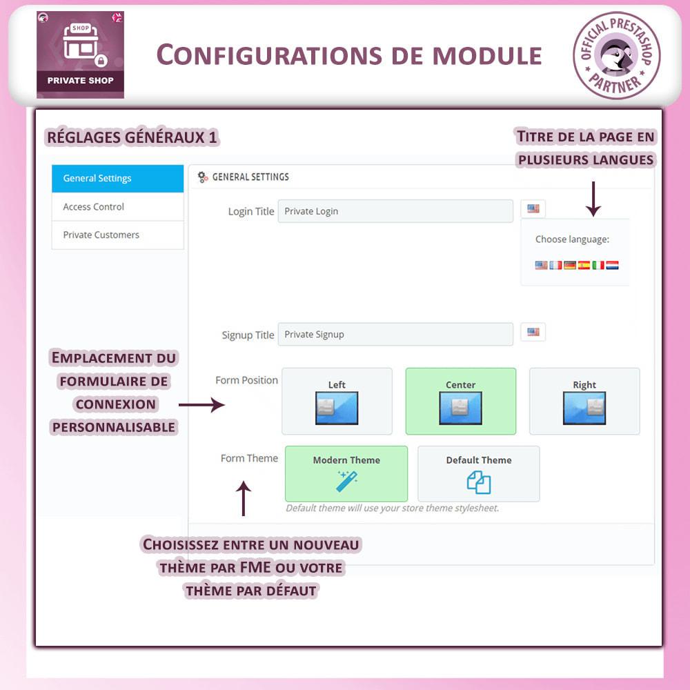 module - Ventes Flash & Ventes Privées - Magasin Privé, Connexion Pour Voir La Boutique - 8