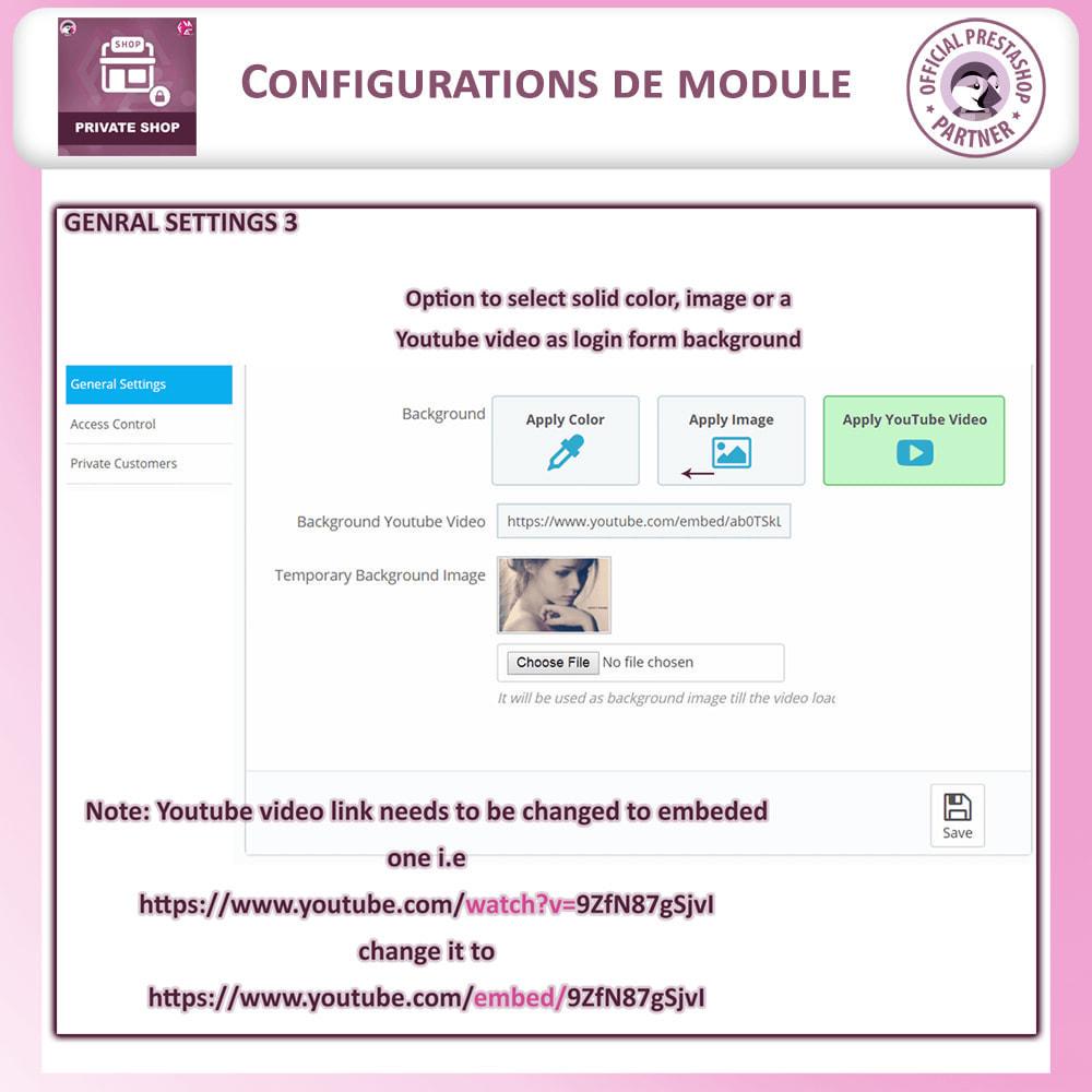 module - Ventes Flash & Ventes Privées - Magasin Privé, Connexion Pour Voir La Boutique - 7