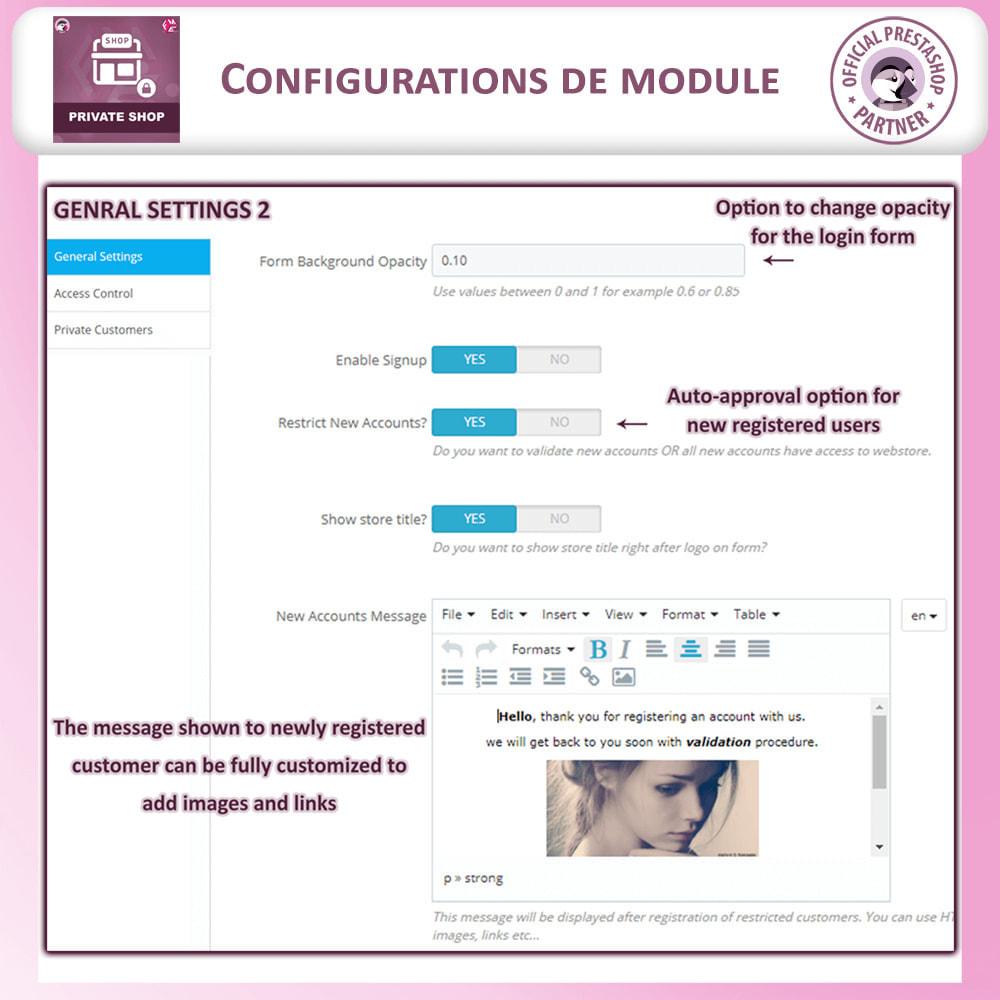 module - Ventes Flash & Ventes Privées - Magasin Privé, Connexion Pour Voir La Boutique - 10