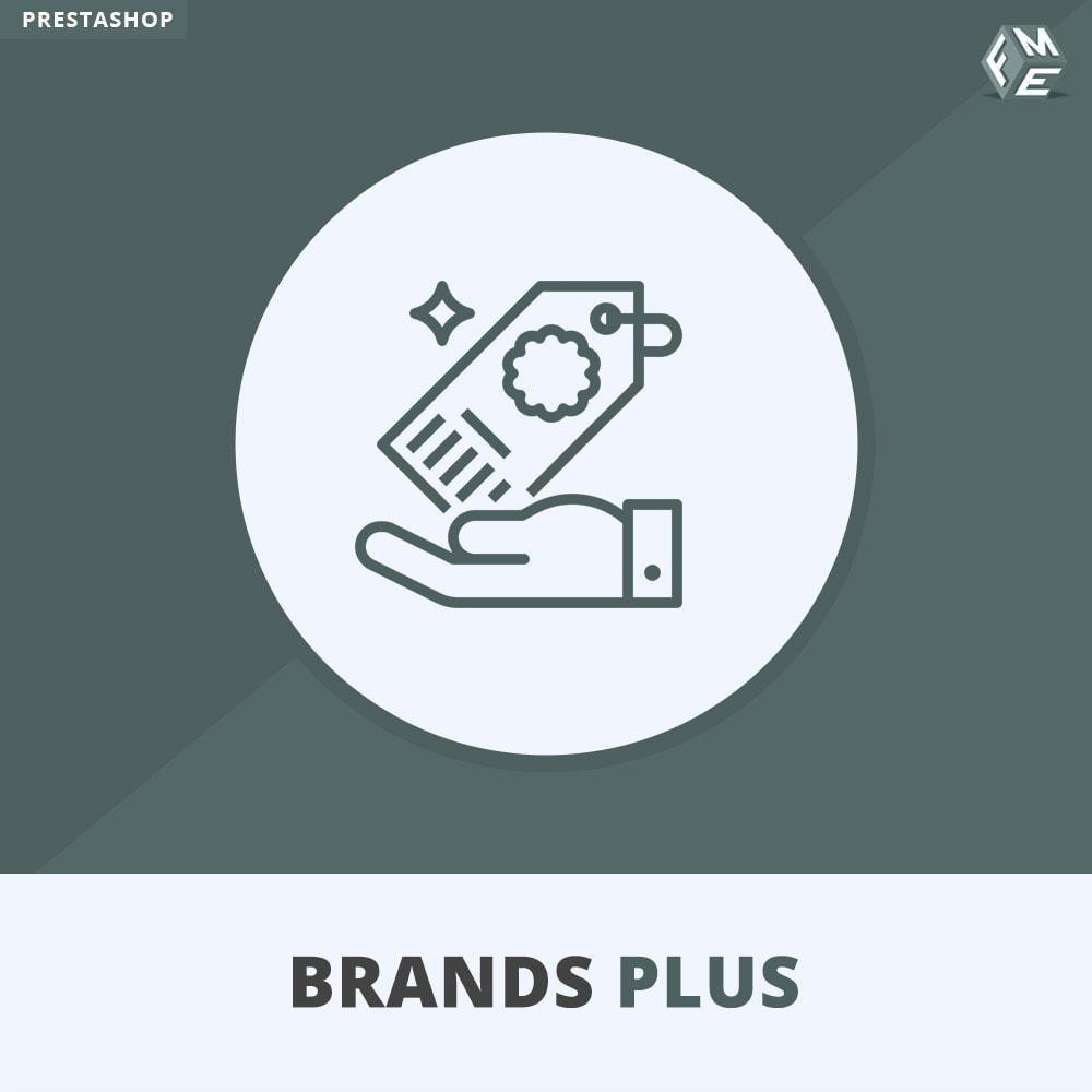module - Бренды и производители - Brands Plus - Responsive Brands & Manufacturer Carousel - 1