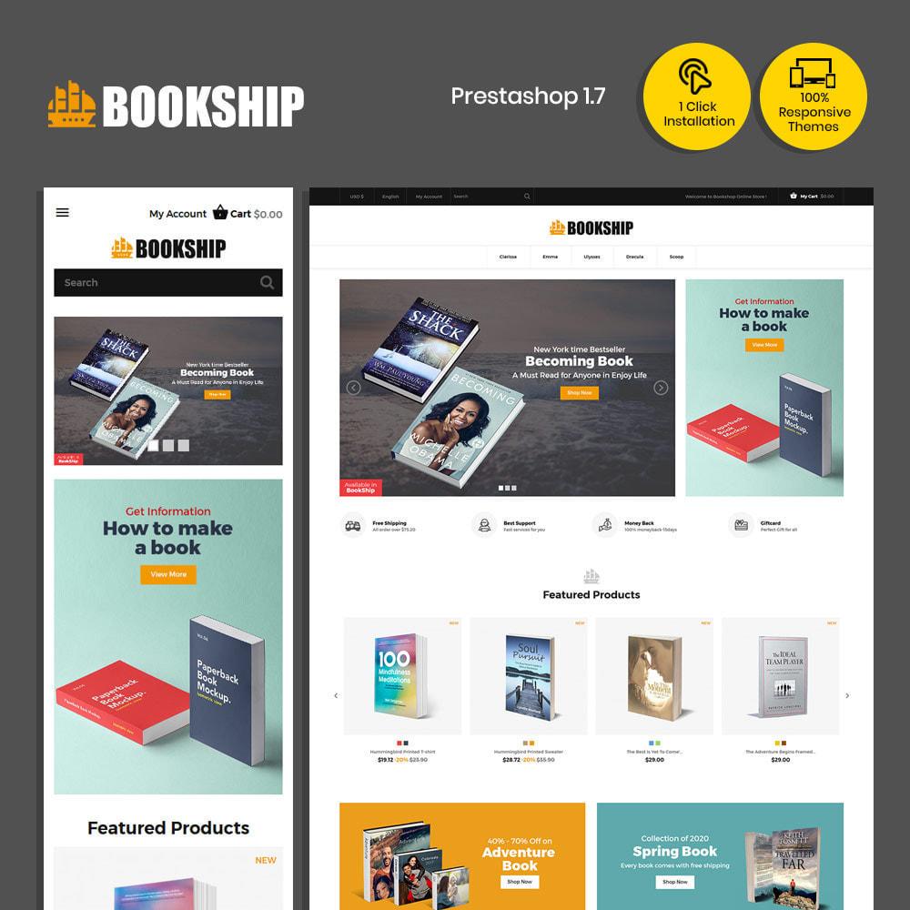 theme - Kultura & Sztuka - Bookship - Book Online Library Magazine Store - 1