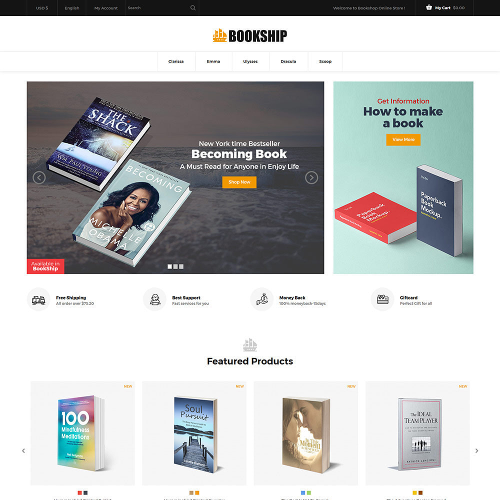 theme - Kunst & Cultuur - Bookship  - Book Online Library Magazine Store - 2