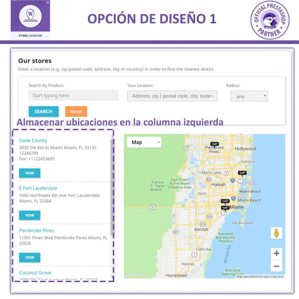 module - Internacionalización y Localización - Localizador de Tiendas con Google Maps - 2