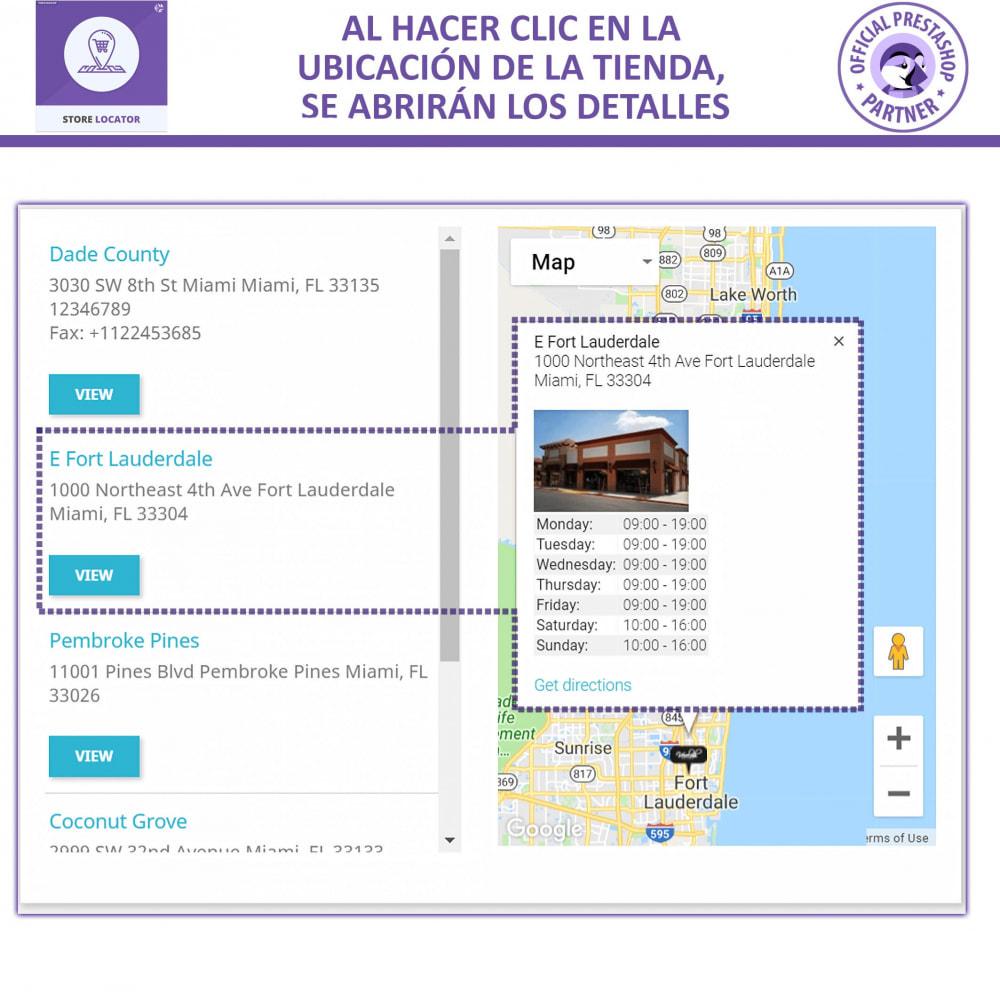 module - Internacionalización y Localización - Localizador de Tiendas con Google Maps - 4