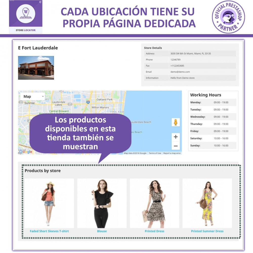 module - Internacionalización y Localización - Localizador de Tiendas con Google Maps - 5