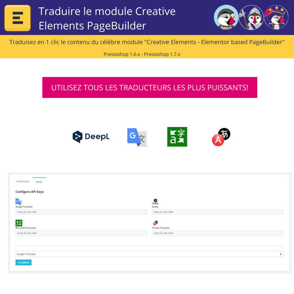 module - International & Localisation - Traduire Elementor (Creative Elements & Iqit) - 2