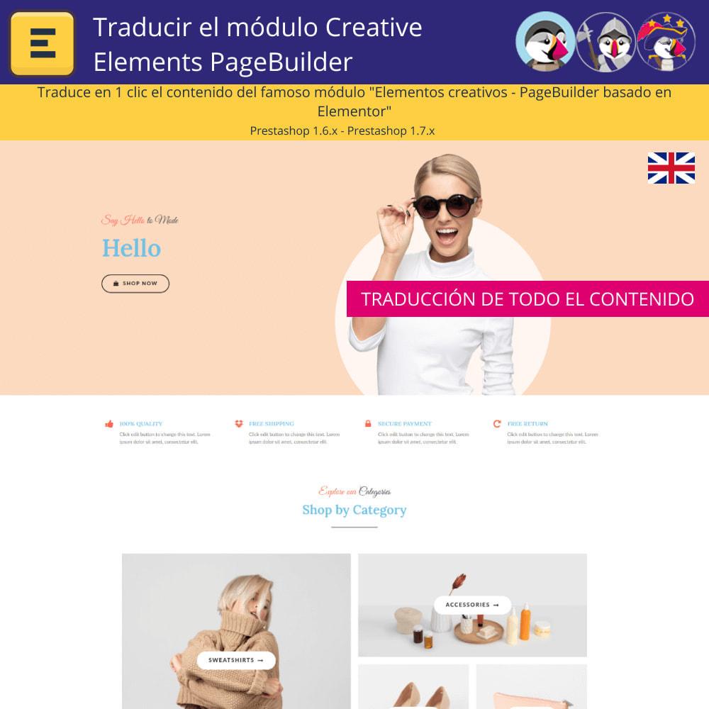 module - Internacionalización y Localización - Traducir Elementor (Creative Elements e Iqit) - 3