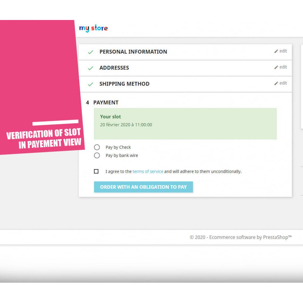 module - Пункты выдачи и Получение в магазине - Drive and Click & Collect / Pick up in-store - 9