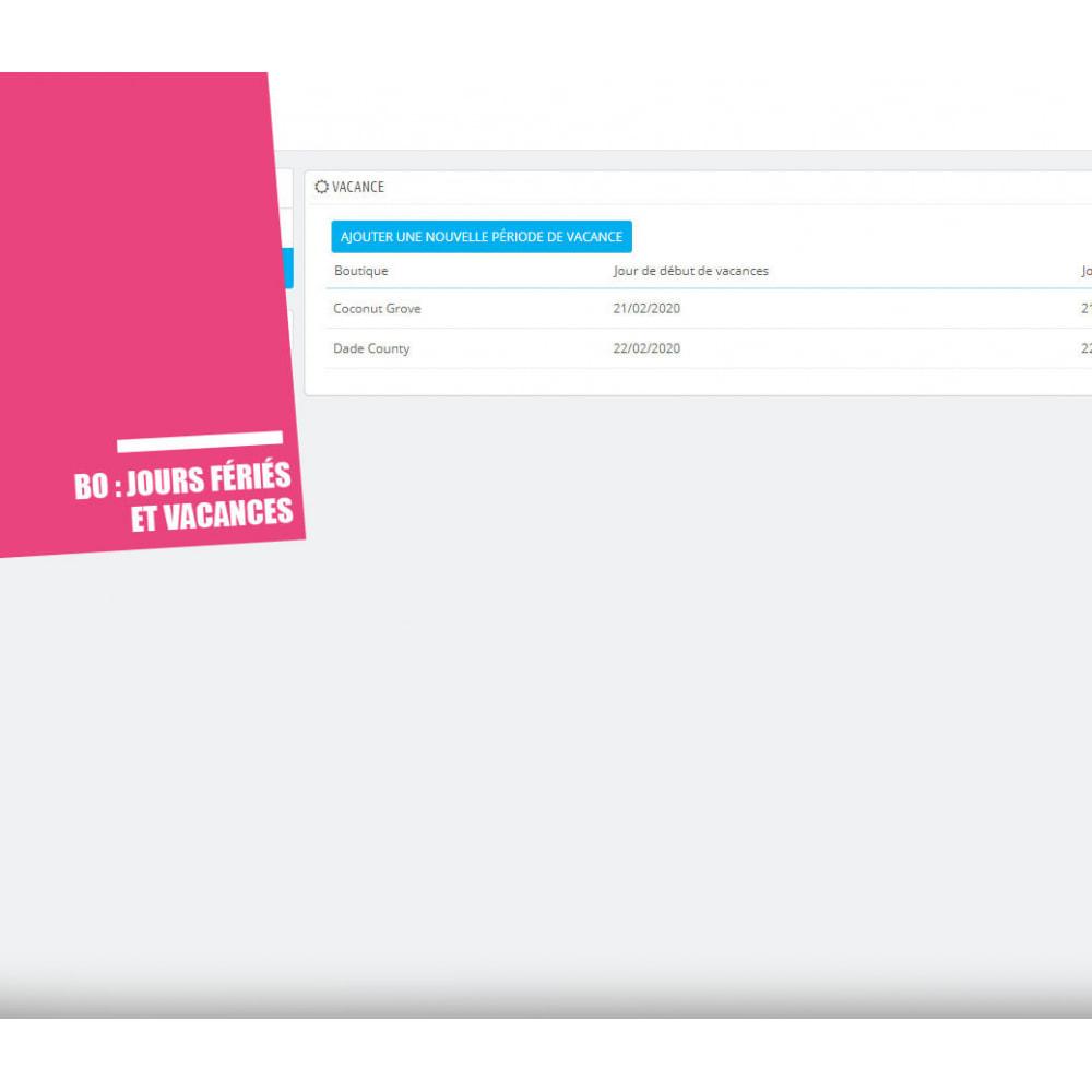 module - Point Relais & Retrait en Magasin - Drive et Click & Collect / Retrait magasin - 15