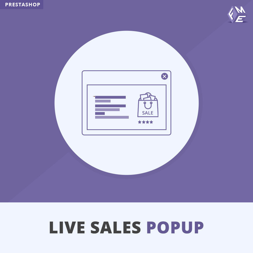 module - Pop-up - Live Sales Popup   Sold Product Notification - 1