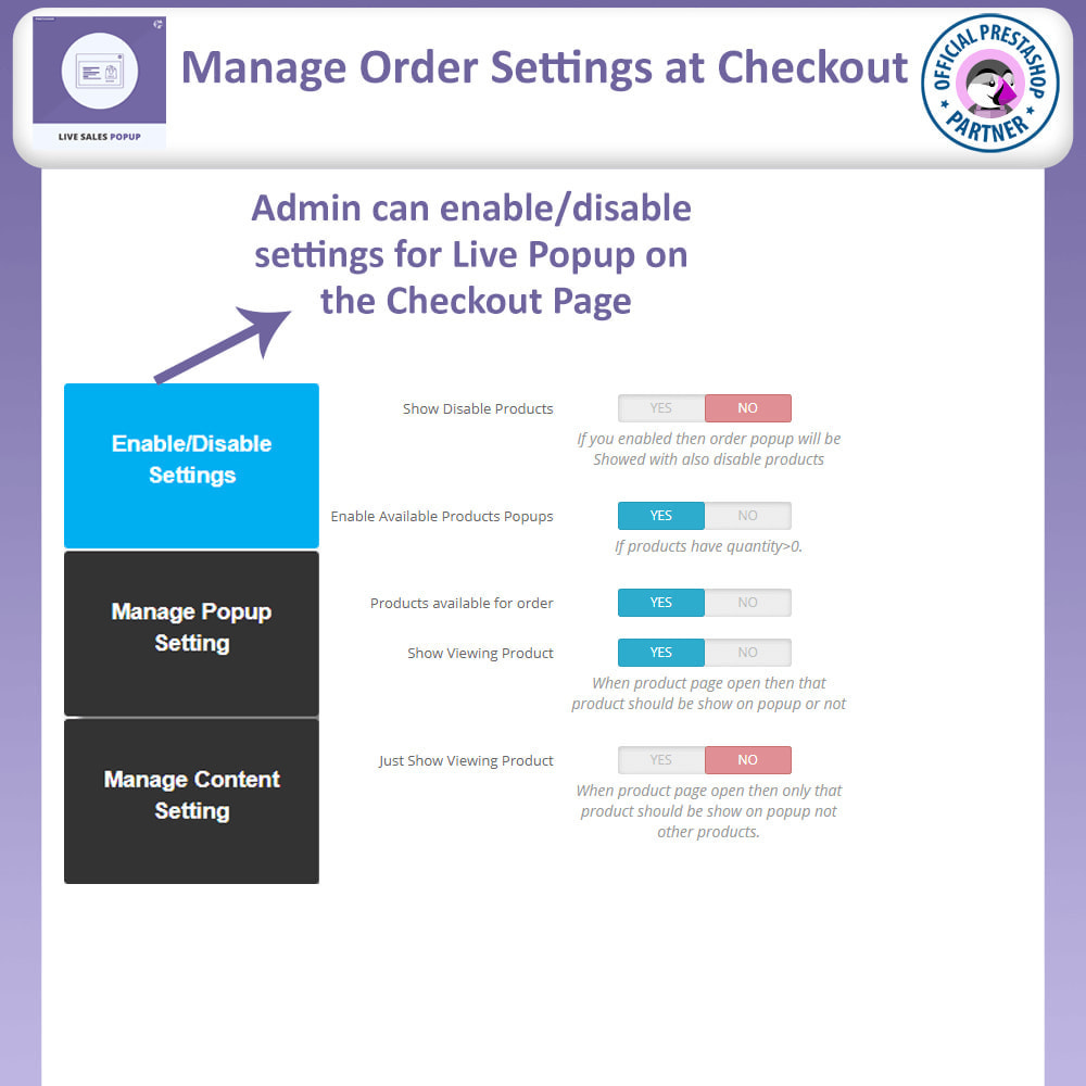 module - Pop-up - Live Sales Popup   Sold Product Notification - 14