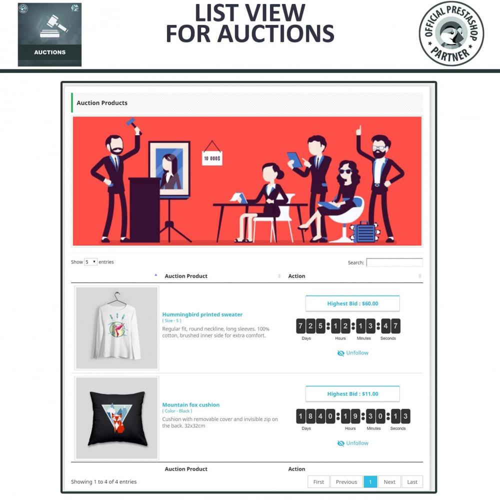 module - Auction Site - Auction Pro, Online Auctions & Bidding - 6