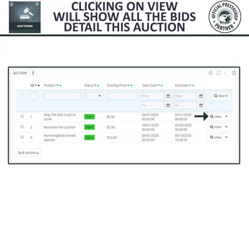 module - Auction Site - Auction Pro, Online Auctions & Bidding - 14