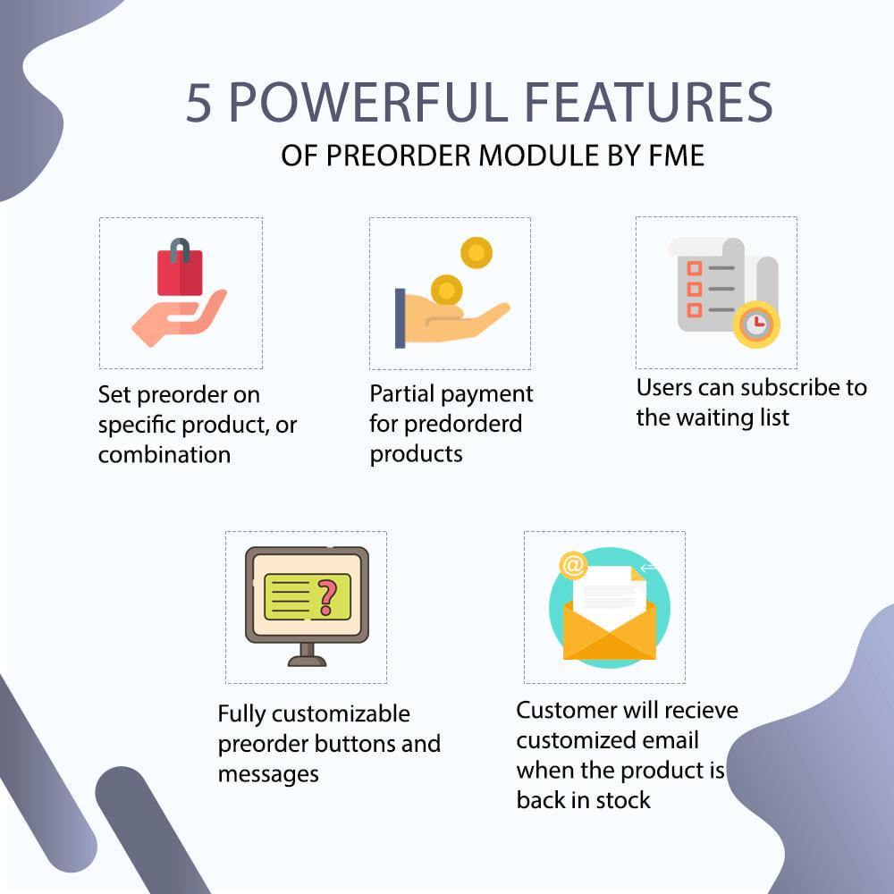 module - Cadastro e Processo de Pedido - Pre-Order - Advance Pre-Order Booking - 2