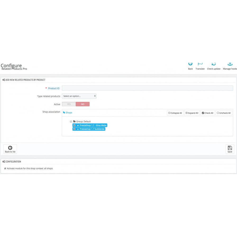 module - Kruisverkoop & Pakketaanbiedingen - Slider Related Products Pro - 4