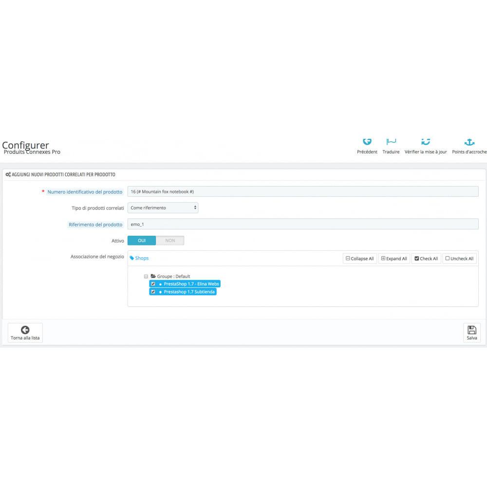 module - Ventes croisées & Packs de produits - Slider Related Products Pro - 9