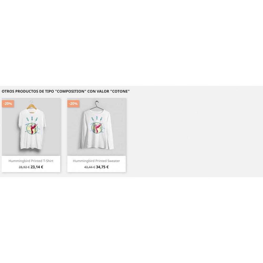 module - Cross-selling & Product Bundle - Slider Prodotti Correlati Pro - 11