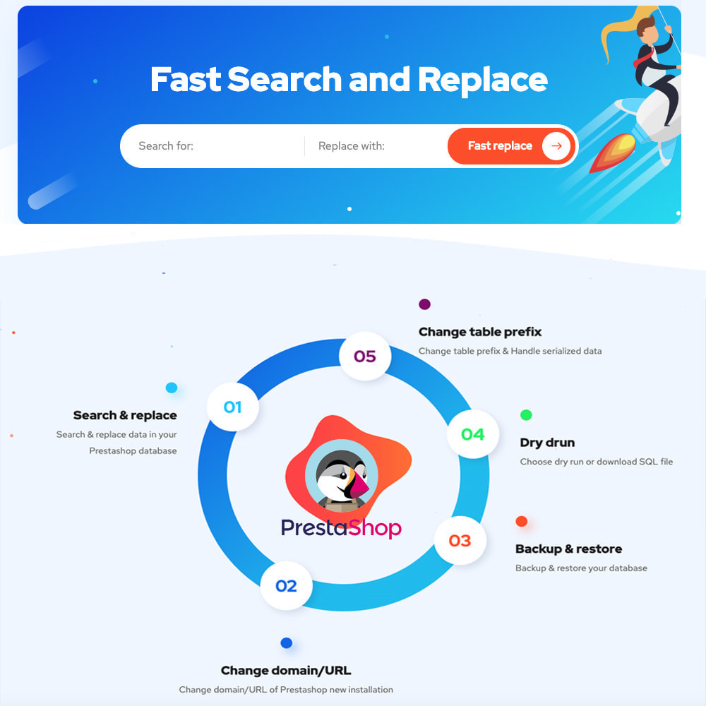 module - Fast & Mass Update - Fast Search and Replace - 1