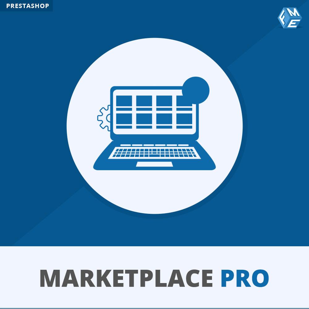 module - Marketplace Erstellen - Multi Vendor Marketplace  - Marketplace Pro - 1